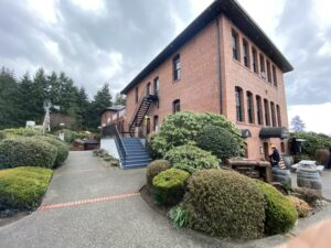 schoolhouse